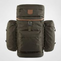Fjallraven Singi Stubben Rucksack - A rucksack and chair all in one.